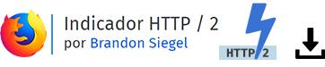 como saber si mi web tiene http/2 firefox
